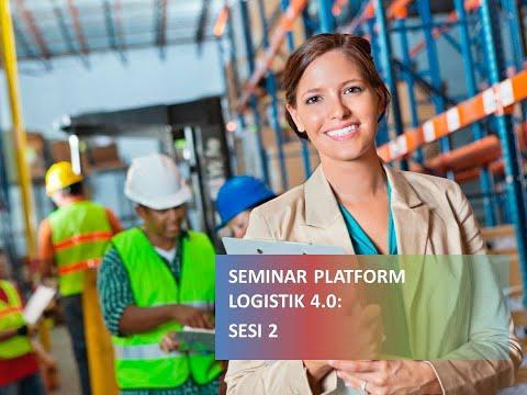 Seminar Platform Logistik 4.0 BK Teknik Industri PII (Sesi 2)