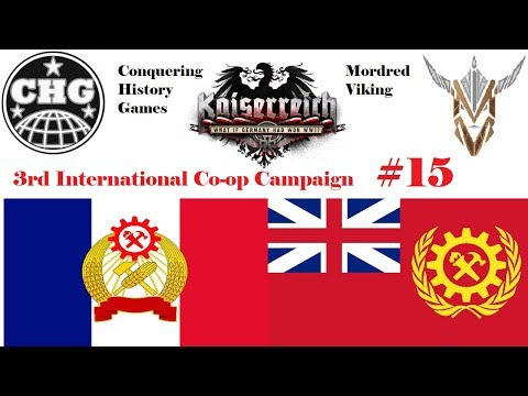 CO-OP HOI4 Kaiserreich - Part 15 - Freedom Boats
