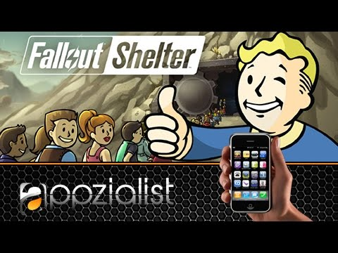 Fallout Shelter - Android IOS iPad iPhone App (By Bethesda Softworks LLC) Gameplay [HD+] #03