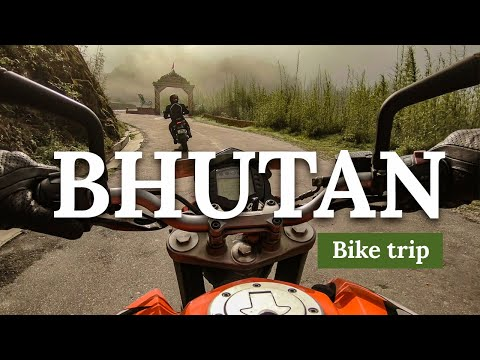 Location Not Found - Bhutan - The Kingdom of the Druk Gyalpo - Bike Trip | Month-long Road Trip