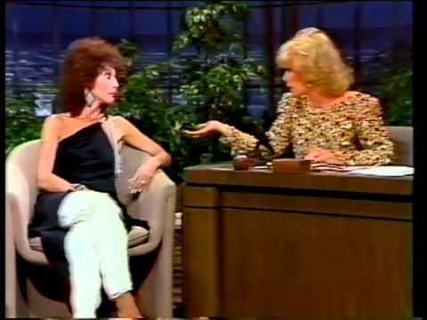 Joan Rivers host The Tonight  1984  Rita Moreno