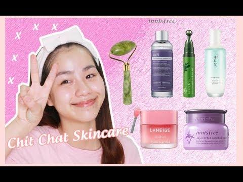 Chat Chit Skincare 🌸 Vì 1 Làn Da Không Mụn ♡ Quin
