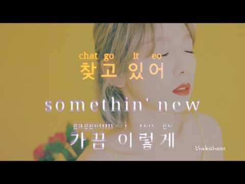 Taeyeon (태연)- Fine Instrumental/Karaoke