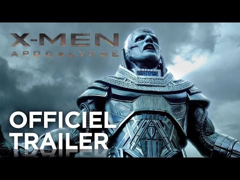 X-Men: Apocalypse | Officiel trailer HD | Danmark