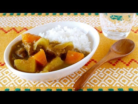 How to Make Japanese Curry Rice From Scratch (Recipe) - COOKING in JAPAN by OCHIKERON