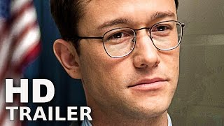 SNOWDEN - Trailer 2 German Deutsch (2016)