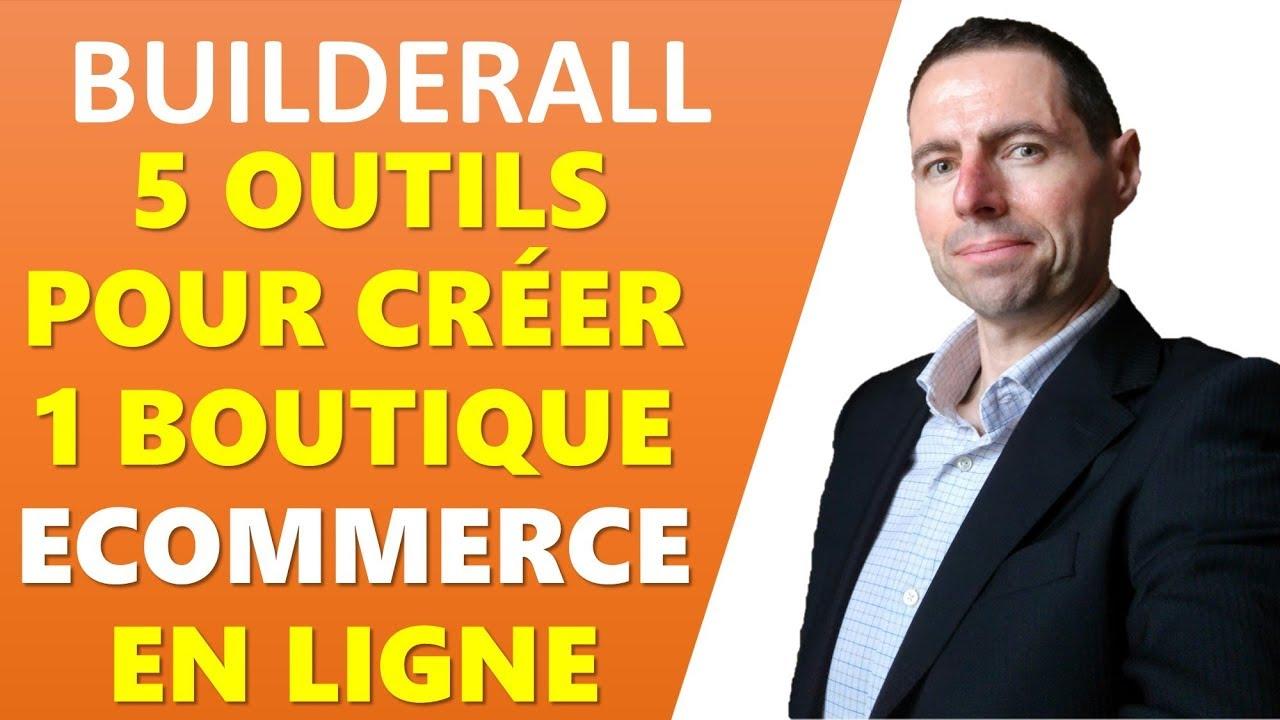 Dropshipping ecommerce : 5 façons de vendre des produits physiques boutique en ligne avec Builderall