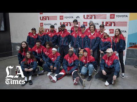 USA's first Olympic skateboarding team: Meet the hopefuls