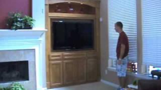 Reversica Tv Cabinet/shelves