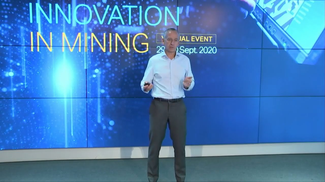 Sandvik Innovation in Mining 2020 - Main Stage Day 2