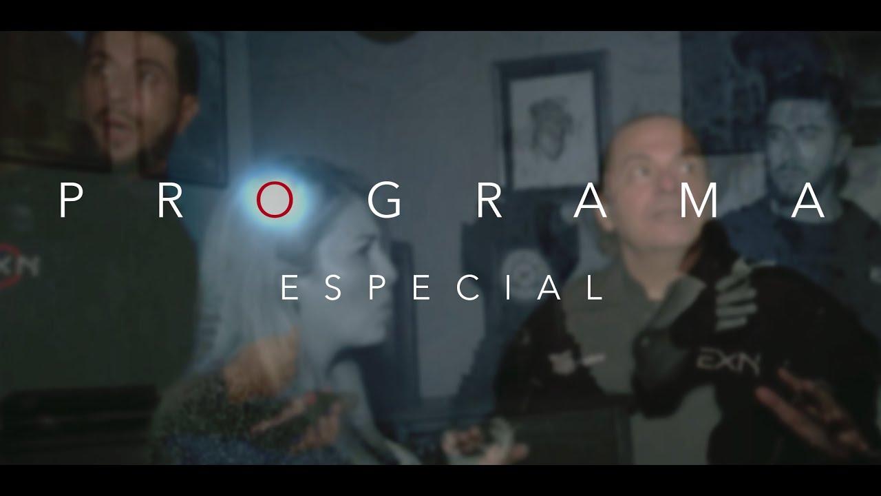 """EXTRANORMAL EL ORIGEN  """"PROGRAMA ESPECIAL"""""""