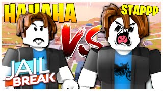 I BECOME AN UNDERCOVERED TROLLER IN JAILBREAK *U MAD BRO?* (ROBLOX)