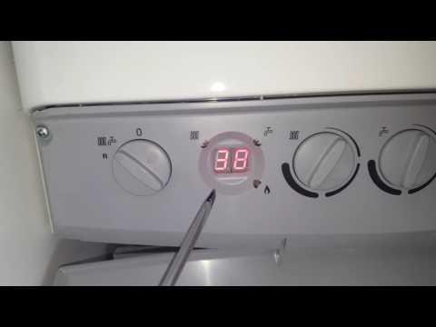 E133 Error code no gas or Ingition fault