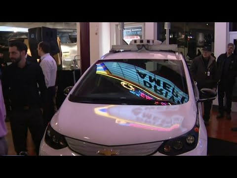 GM's first autonomous car heads to the Henry Ford Museum