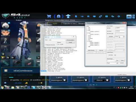 S4League Tutorial #17 How to use ID Changer