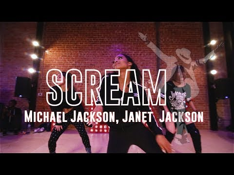 QUEENS N' LETTOS HEELS CLASS | SCREAM | Michael & Janet Jackson