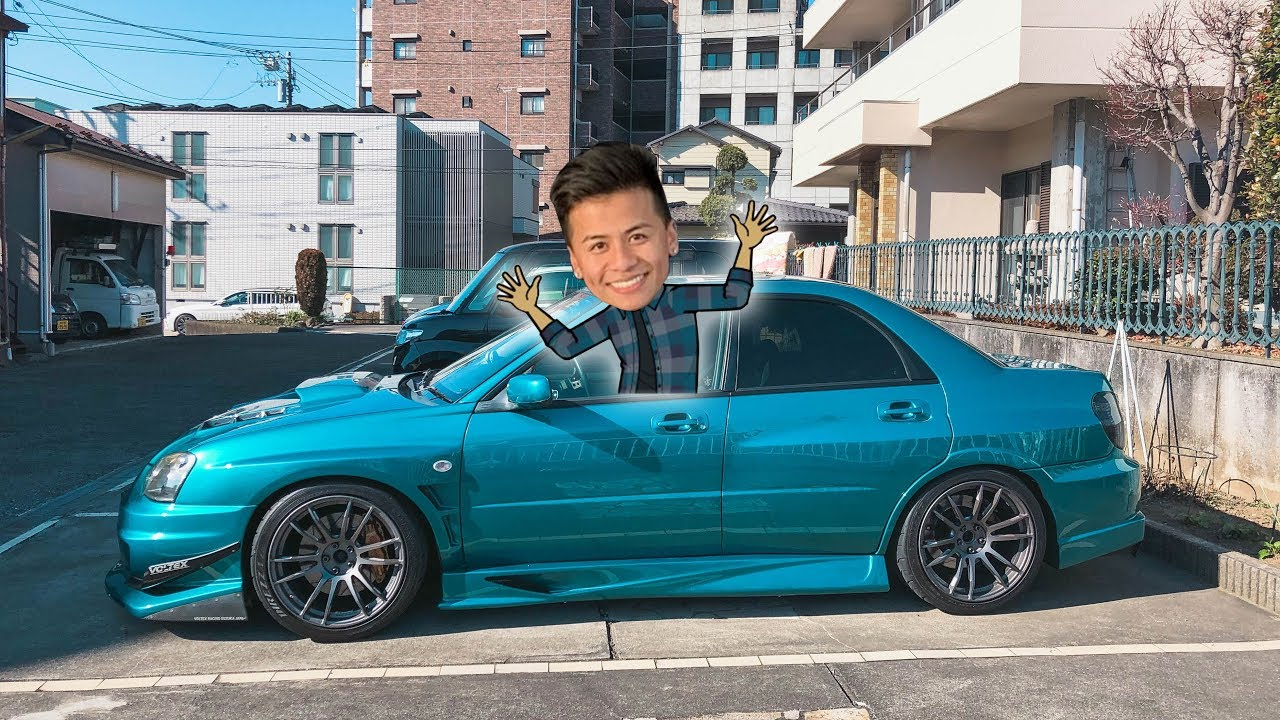 my-ride-in-japan