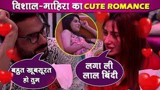 Bigg Boss 13 Review: SO ROMANTIC! Vishal FLIRTS With Mahira, Madhurima Gets Annoyed