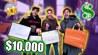 GASTAMOS 10.000 DÓLARES EN REGALOS DE NAVIDAD *nos quedamos sin dinero*