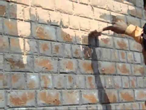 Brick Coating For Waterproofing