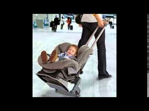 Travel Car Seat Stroller - YouTube