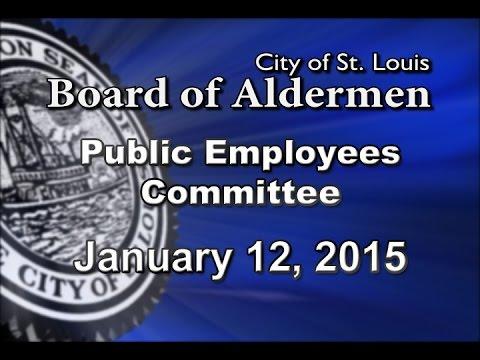 Public Employees - January 12, 2015