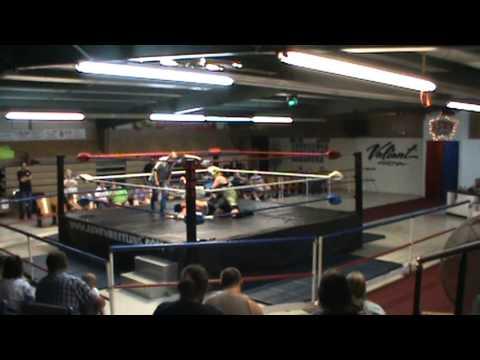 Cody Only with Vinny Ramono vs Seth Sabor