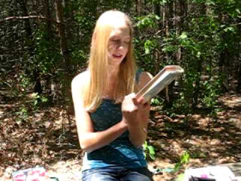 Garden of Books For Teens First IMM Vlog Post!