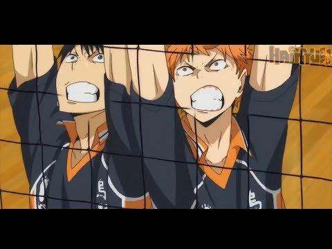 Haikyuu!! Season 2 Final Moments - Karasuno VS Aoba Jousai  ハイキュー!!