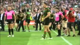 South Sydney Rabbitohs vs Canterbury Bankstown Buldogs (NRL Grand Final 2014) Last 10 minutes
