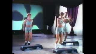 Dance Step Workout with Petra Kolber