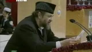 Khilafat Ahmadiyya SadSala Jublee Mushairah Germany Part 1\8