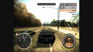 Need For Speed Most Wanted on a 9400GT MAX Settings