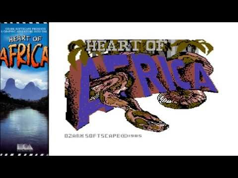 Heart of Africa - C64 Sundays Rank 40