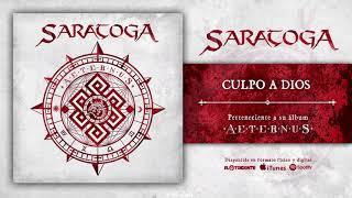"SARATOGA ""Culpo A Dios"" (Audiosingle)"