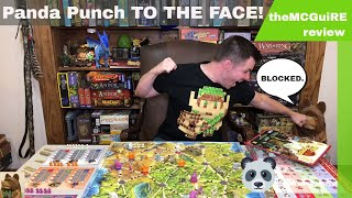 WAY OF THE PANDA Board Game Review