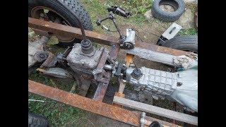 покак зробити трактор