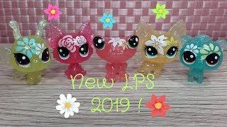 Littlest Petshop Fleurs 2019 ! Unboxing New LPS #7 Jardin enchanté, Pack bouquet de Fleurs !