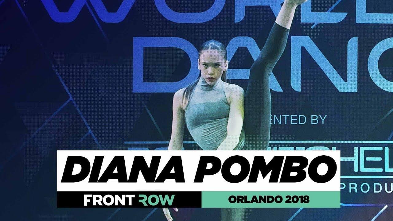Diana Pombo | World of Dance Orlando 2018