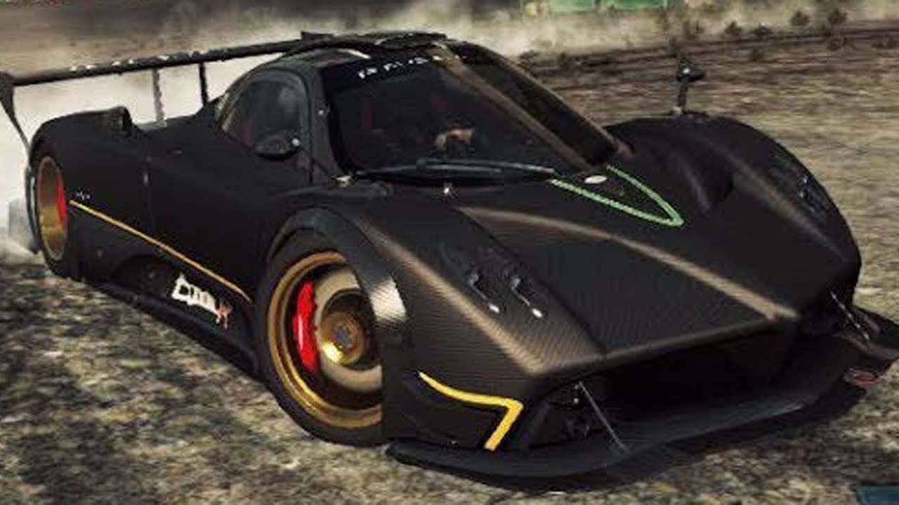 Pagani zonda r need for speed most wanted 2012 youtube pagani zonda r need for speed most wanted 2012 vanachro Choice Image