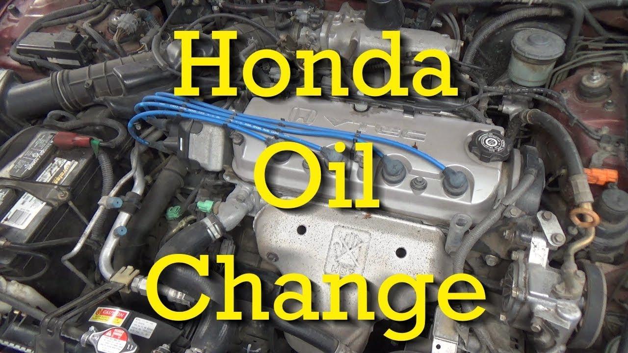 Motor Oil For 1996 Honda Accord