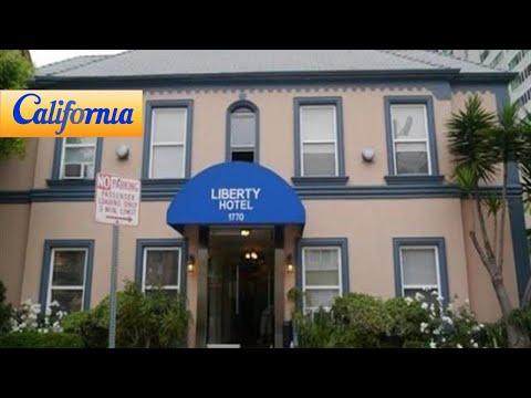 Hollywood Liberty Hotel Hotels California