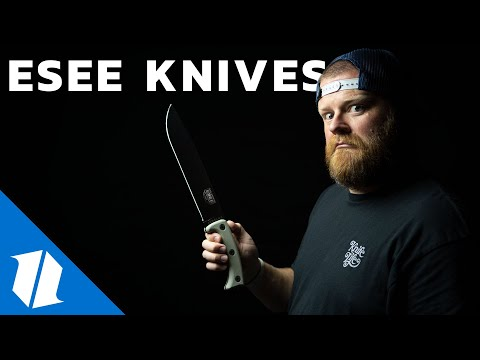 The Best ESEE Knives at Blade HQ in 2020 | Knife Banter S2 (Ep 49)