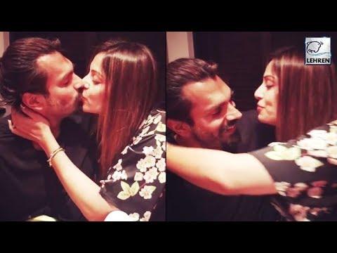 Bipasha And Karan's Romantic Kiss On Valentine's Day Will Make You Day | LehrenTV Mp3