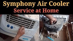 Symphony Air Cooler Service at Home