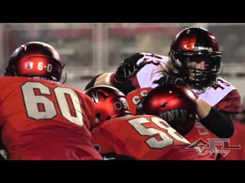 2015 San Diego State vs UNLV Football Highlights