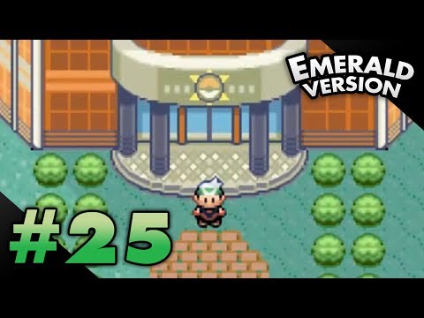 Let's Play Pokemon: Emerald - Part 25 - Victory Road