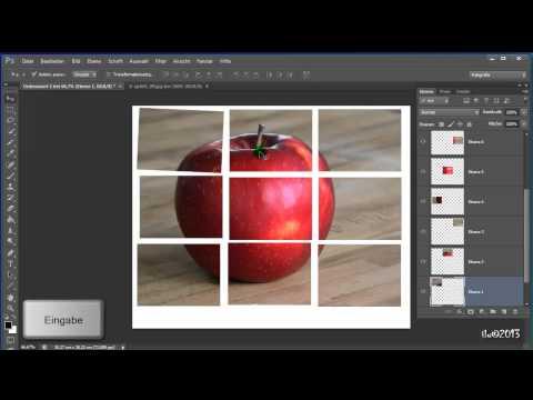 Photoshop Collage Erstellen