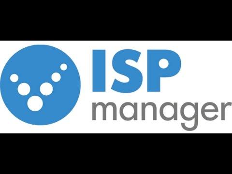 Установка панели управления ISP Manager на VPS/VDS сервер