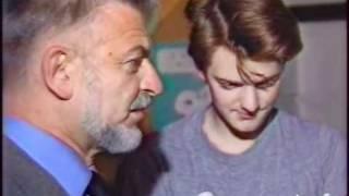 Michel et François Baroin 18/12/1986